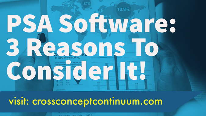 PSA Software: 3 Reasons To Consider It