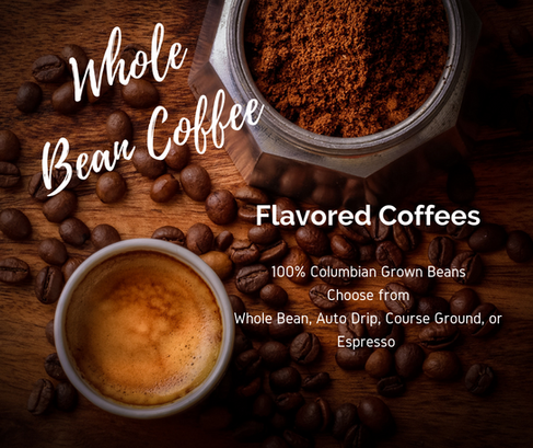 Gourmet Flavored Coffee
