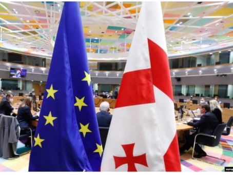 Οι Βρυξέλλες προειδοποιούν την Τιφλίδα - ήρθε η ώρα να τερματιστεί η σύγκρουση