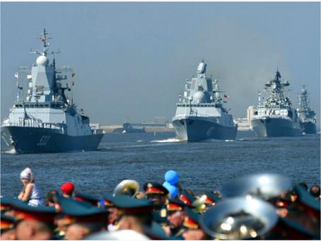 Ημέρα του ρωσικού ναυτικού