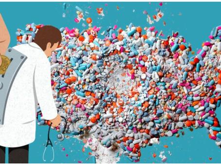 Σχετικά με την πολιτική δύναμη του λόμπι των ιατρικών-φαρμακευτικών εταιρειών