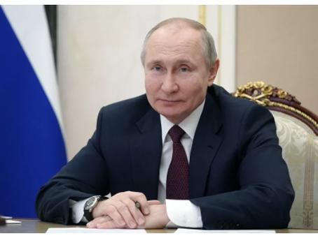Ο Πούτιν απάντησε  στις δηλώσεις του Biden