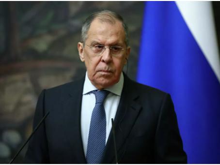 Ο Lavrov ανακοίνωσε τις προσπάθειες της Δύσης να κάνει τη Ρωσία μια «υπάκουη» χώρα