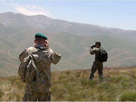 Το Yπουργείο Άμυνας της Αρμενίας αναφέρει μάχες στη ΒΑ κατεύθυνση των συνόρων με το Αζερμπαϊτζάν