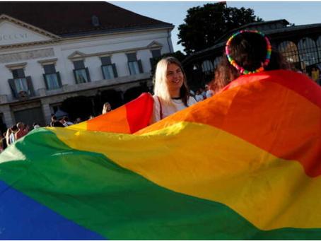 """Το """"Όχι!"""" της Ουγγαρίας στο λόμπι των ΛΟΑΤ"""
