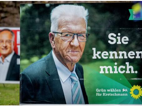 Τα αποτελέσματα των exit poll στις περιφερειακές εκλογές στη Γερμανία έγιναν γνωστά