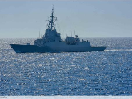 Το αντιτορπιλικό USS Laboon, οπλισμένο με πυρηνικές κεφαλές, εισήλθε στα ύδατα της Μαύρης Θάλασσας