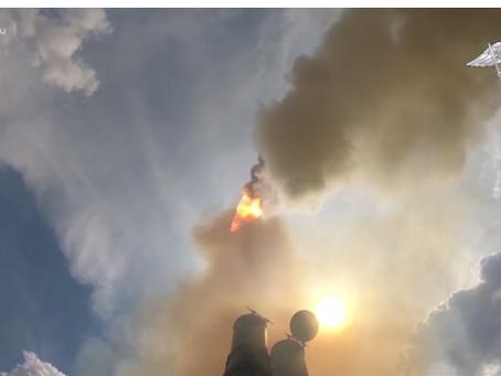 Η Ρωσία δοκιμάζει το σύστημα S-500