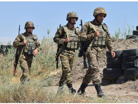 Νέες προκλήσεις από το Μπακού στα Aρμενικά σύνορα - τραυματισμοί