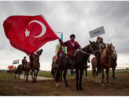 Η παρουσία της Τουρκίας στην Ασία - μια νέα πρόκληση για τη Ρωσία