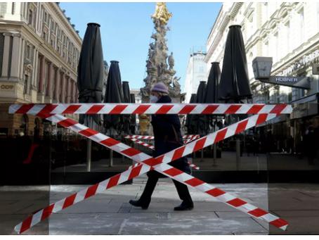 Κατά την καταπολέμηση του κορωναϊού και της Ρωσίας, η ΕΕ προσπαθεί να παίξει τον ρόλο του κουνουπιού