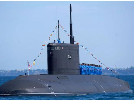 H πηγή ανέφερε για ένα Ρωσικό υποβρύχιο που εξαφανίστηκε από τα ραντάρ του ΝΑΤΟ