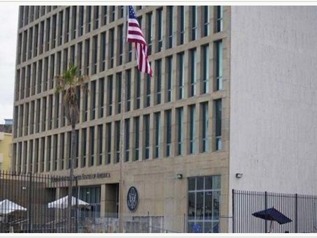 """Η κυβέρνηση της Κούβας καταγγέλλει ότι η πρεσβεία των ΗΠΑ διεξάγει """"ανατρεπτικό και επιθετικό έργο"""""""
