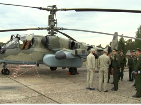 Το Ka-52M θα παρουσιαστεί στο φόρουμ Army-2021