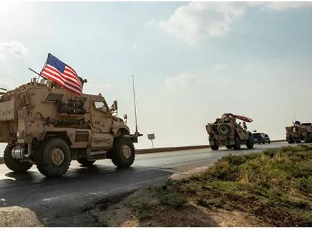 Ο Aμερικανικός στρατός ετοιμάζεται να πλησιάσει τη Ρωσία