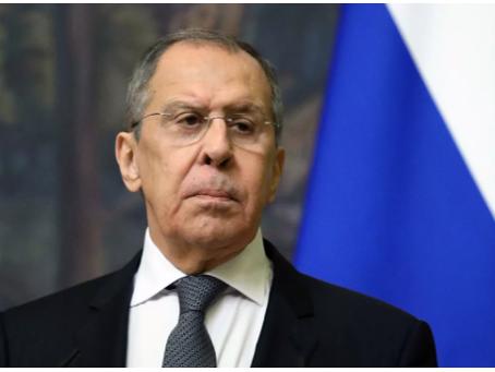 Ο Lavrov αξιολόγησε το ρόλο της Ρωσίας στον κόσμο