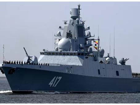 """""""Η αναχαίτιση είναι αδύνατη"""": Με τι θα είναι οπλισμένα τα Ρωσικά πλοία"""