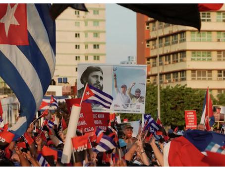 Η μουσική μπροστά στη βία, ένα αντίδοτο για τη διατήρηση της ειρήνης στην Κούβα
