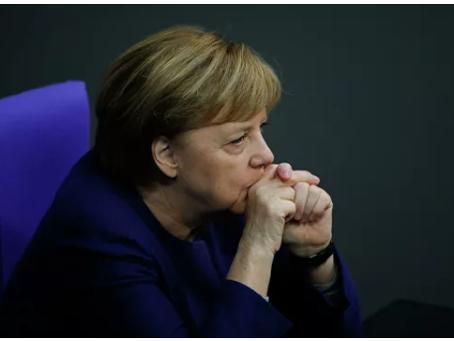 """""""Είναι ξεκάθαρο ότι δεν είναι πραγματική Γερμανίδα"""": Το κρυφό δράμα της Μέρκελ"""