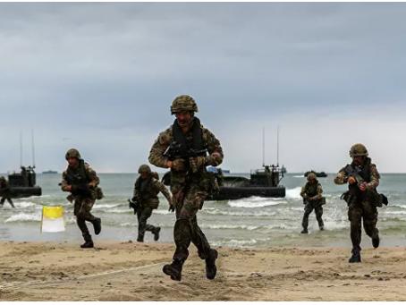 Η Ρωσική πρεσβεία στις ΗΠΑ κατηγορεί το ΝΑΤΟ για πρόκληση στην άσκηση Baltops