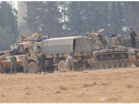 Τουρκικές δυνάμεις εντοπίστηκαν  στο έδαφος της Αρμενίας
