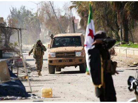 """""""Όλοι θα το καταλάβουν"""": τι συμβαίνει στη Συρία"""