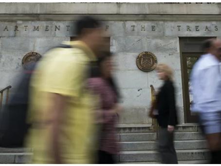 Τι αποφάσισε να κάνει το Υπουργείο Οικονομικών των ΗΠΑ για την απειλή της χρεοκοπίας