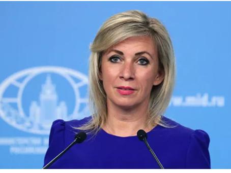 Η Ζαχάροβα σχολίασε τη δήλωση των G7 για τη Ρωσία