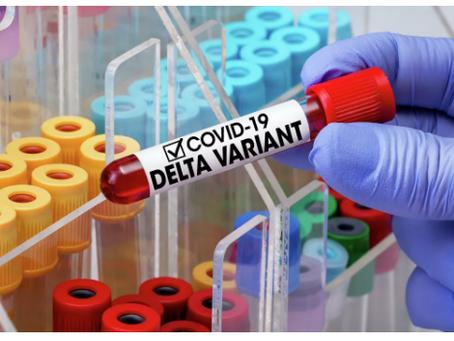 Δέλτα έναντι εμβολίου. Ποια στελέχη προκάλεσαν την άνοδο του τρίτου κύματος του COVID-19