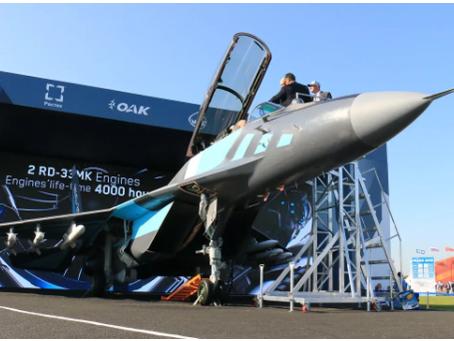 MiG-29 vs MiG-35: πανομοιότυπο εξωτερικά, εντελώς νέο εσωτερικά