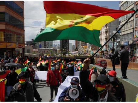 Βολιβία - αποτυχία της επιχείρησης της CIA