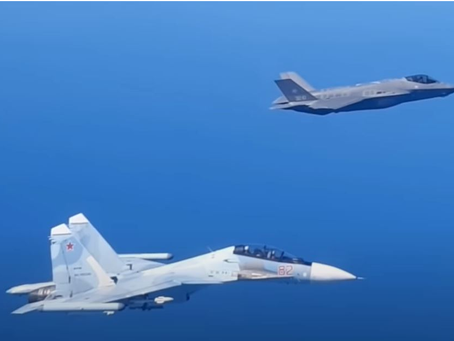 Ρωσικά συστήματα REB αναισθητοποίησαν το μαχητικό F-35