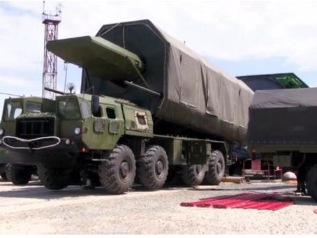Η Ρωσία θα κάνει τα υπερηχητικά όπλα τη βάση των δυνάμεων μη πυρηνικής αποτροπής