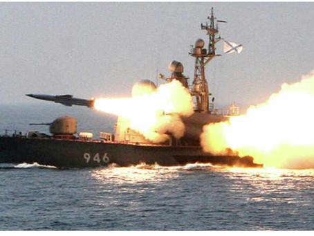 Ρωσικά -κινεζικά ναυτικά γυμνάσια στη Θάλασσα της Ιαπωνίας