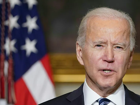 O Biden λέει ότι δεν θα άρουν στο Ιράν τις κυρώσεις πριν να σταματήσει τον εμπλουτισμό του ουρανίου