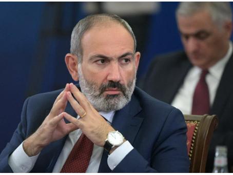 Το γραφείο του Pashinyan υπέβαλε δεύτερη αίτηση για το διορισμό του προϊσταμένου του Γεν. Επιτελείου