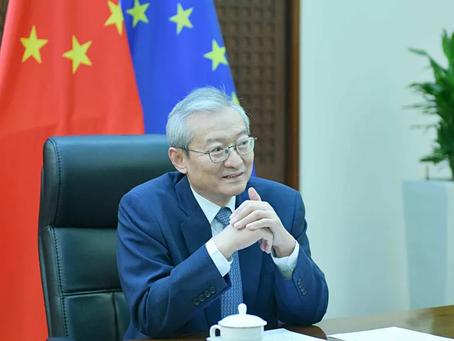 Ο Πρέσβης της Κίνας στην ΕΕ προειδοποιεί ότι η Κίνα δεν θα υποχωρήσει στις κυρώσεις