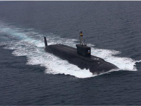 Ρωσικό πυρηνικό υποβρύχιο πλησίασε αθόρυβα τις Βρετανικές ακτές