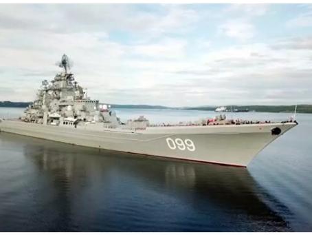 Το NI ονόμασε τα πέντε ισχυρότερα πλοία του ρωσικού ναυτικού