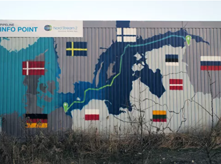 Ο Blinken προειδοποίησε το Βερολίνο για πιθανές κυρώσεις σχετικά με τον Nord Stream 2