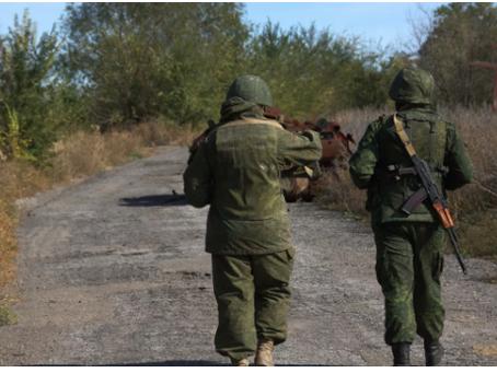 Η LPR λέει ότι πέντε άνθρωποι σκοτώθηκαν σε επίθεση Ουκρανών σαμποτέρ