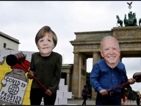 """Η Ευρώπη εξεγείρεται κατά των """"πανδημικών"""" περιορισμών"""