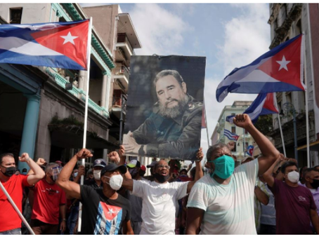 Η γεωπολιτική των σχέσεων Κούβας-ΗΠΑ