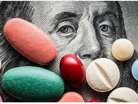Το Big Pharma της Αμερικής διοικείται από τους ίδιους ανθρώπους