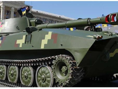 Ο Εμπειρογνώμονας είπε γιατί το Κίεβο μεταφέρει  στρατιωτικό εξοπλισμό στη γραμμή της οριοθέτησης