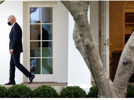 Τι συμβαίνει με τον Biden;