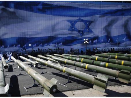Το Ισραήλ παίζει με τη φωτιά, περικυκλώνοντας τη Ρωσία με τα όπλα του