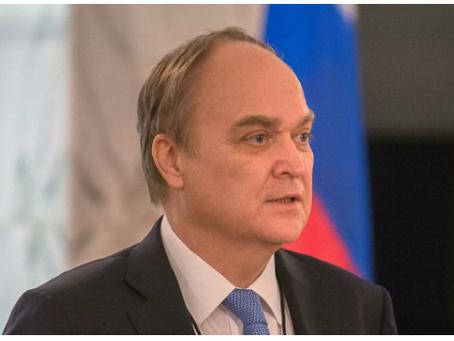Ο πρεσβευτής στις ΗΠΑ κλήθηκε στη Μόσχα για διαβουλεύσεις