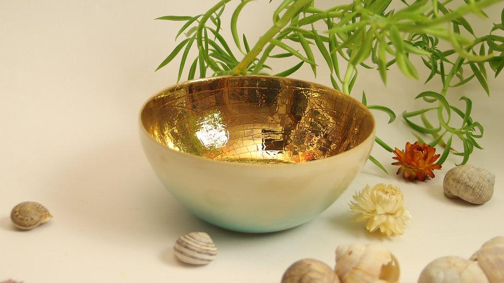"""Müsli Schale """"Vintage Gold"""""""