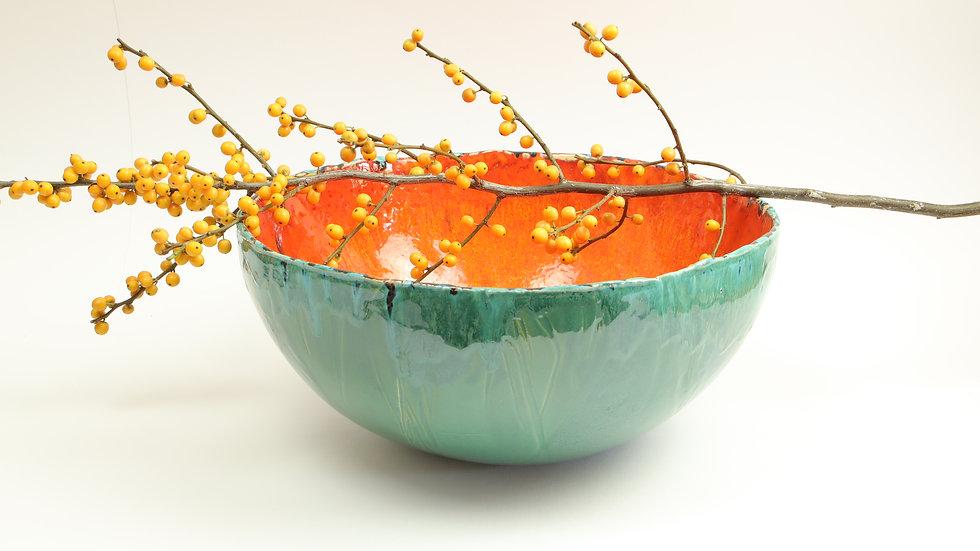"""Dekorative Schale """"Wassermelone"""""""